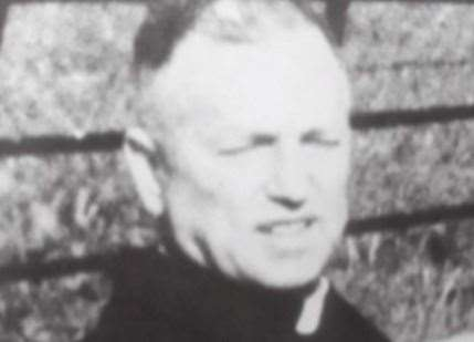 Father Crean was hacked to death by Mackay