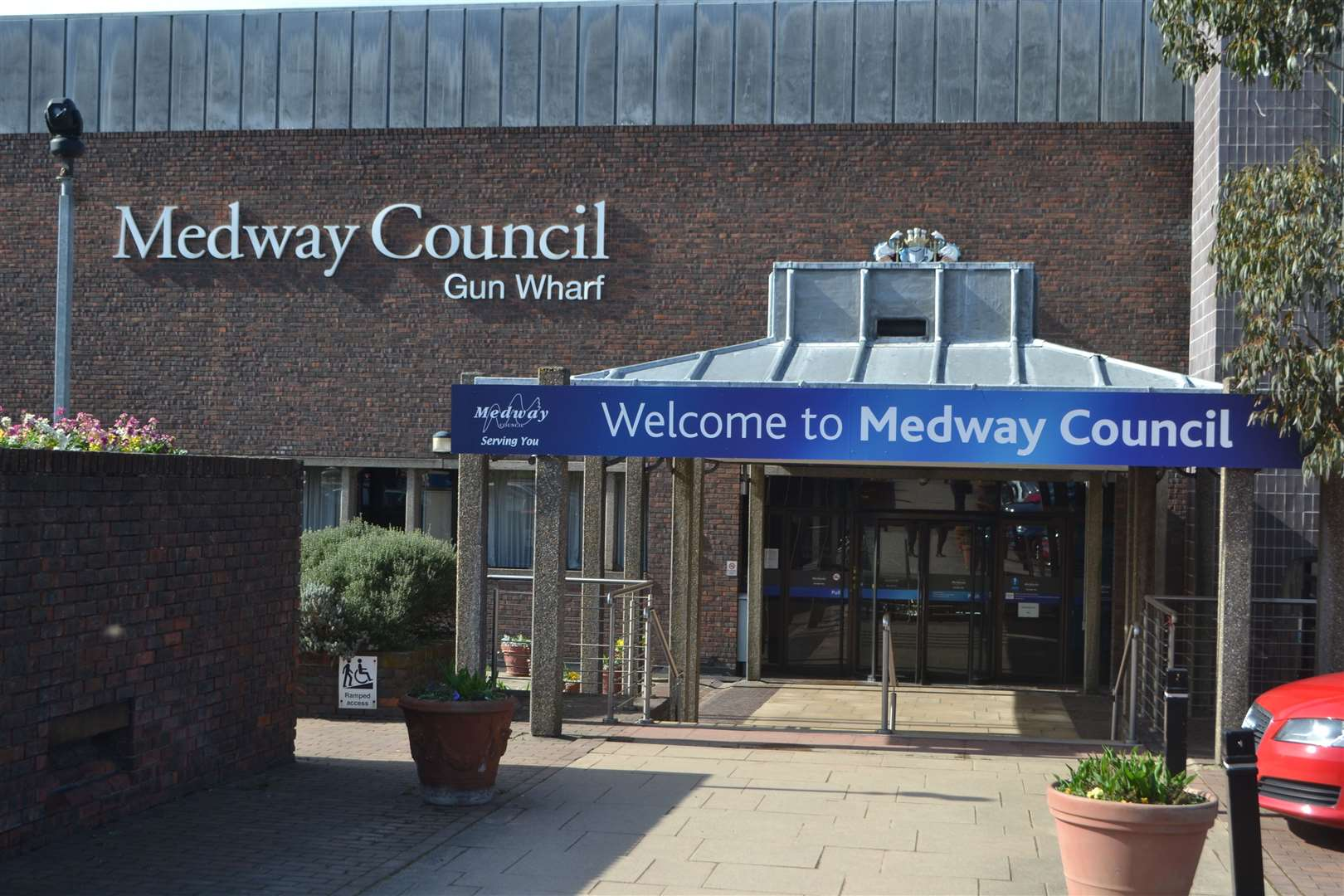 Medway Council offices