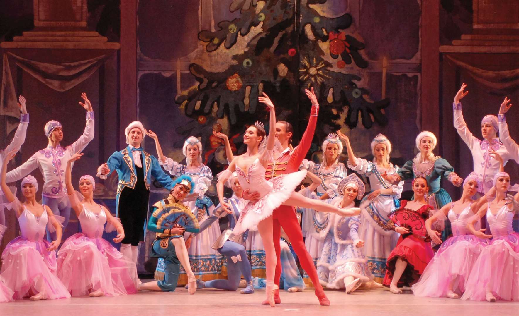 Russian State Ballet of Siberia's The Nutcracker