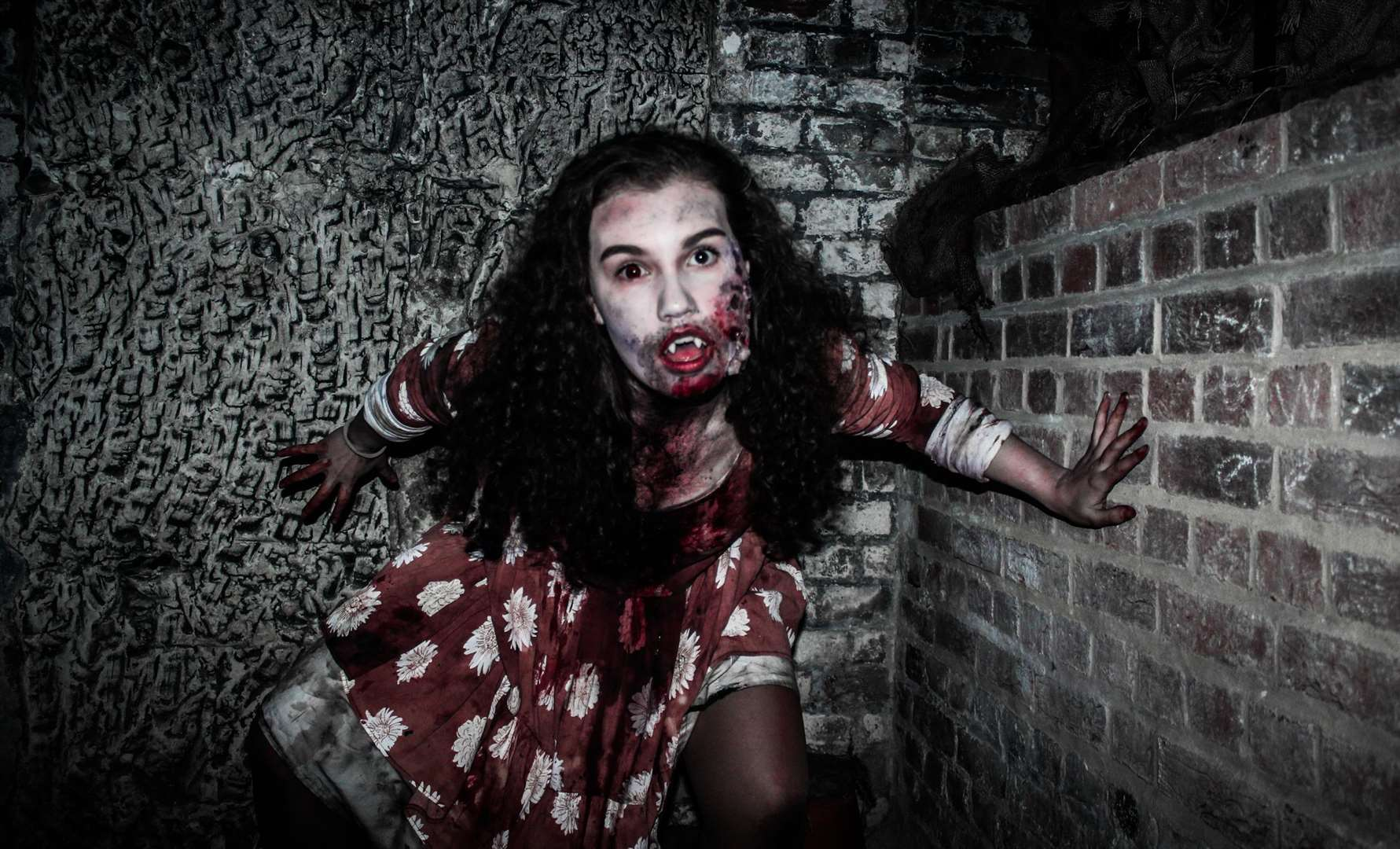 Halloween Horrors at Fort Amherst