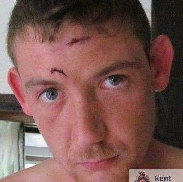 Jack Diamond was jailed for seven and a half years. Picture: Kent Police