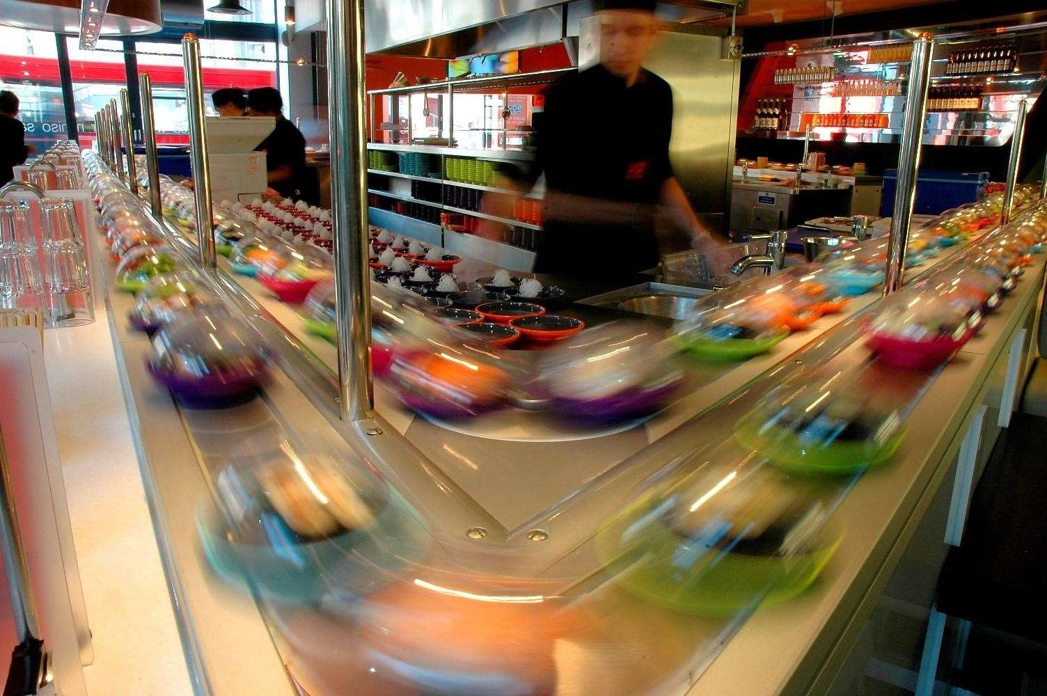 YO! Sushi will open in Ashford later this month