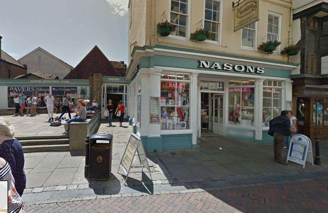 Canterbury Nasons In Uncertain Future Facing xqcwBSHY