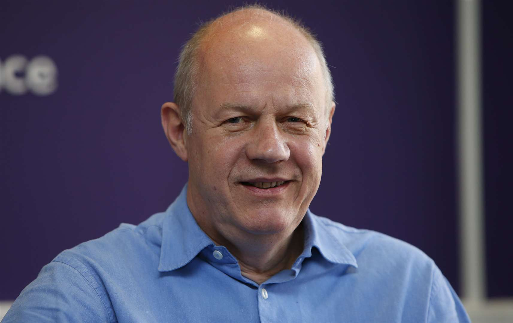 "Ashford MP Damian Green says the Waterbrook plan is an ""insurance policy"""