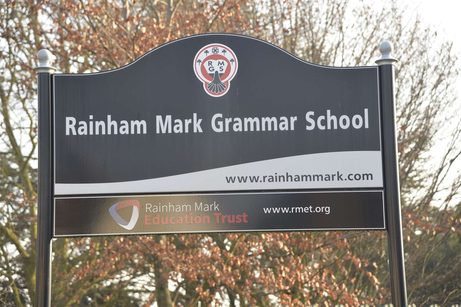Rainham Mark Grammar School is one member of Rainham Mark Education Trust