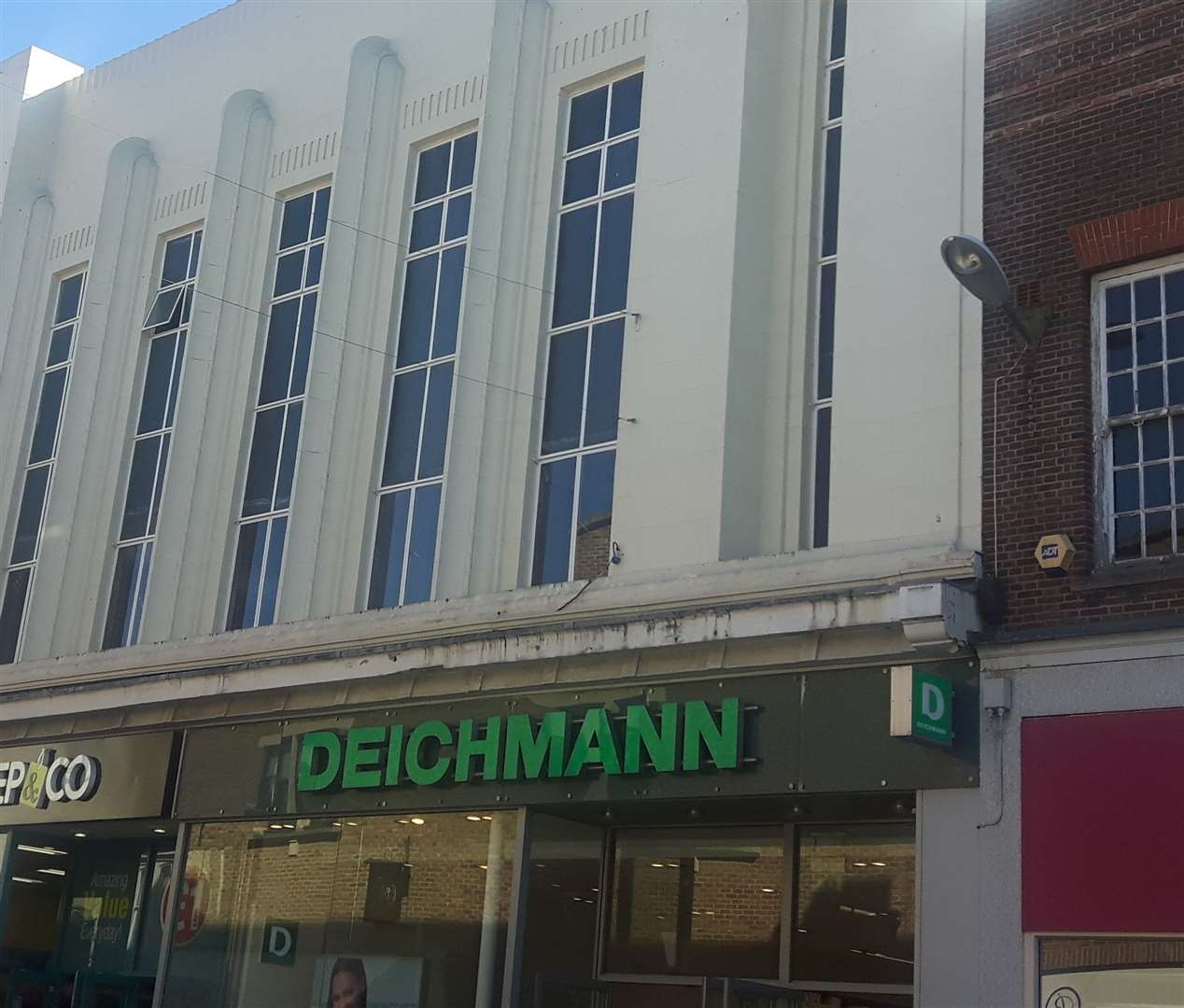 Deichmann is set to re-open this weekend