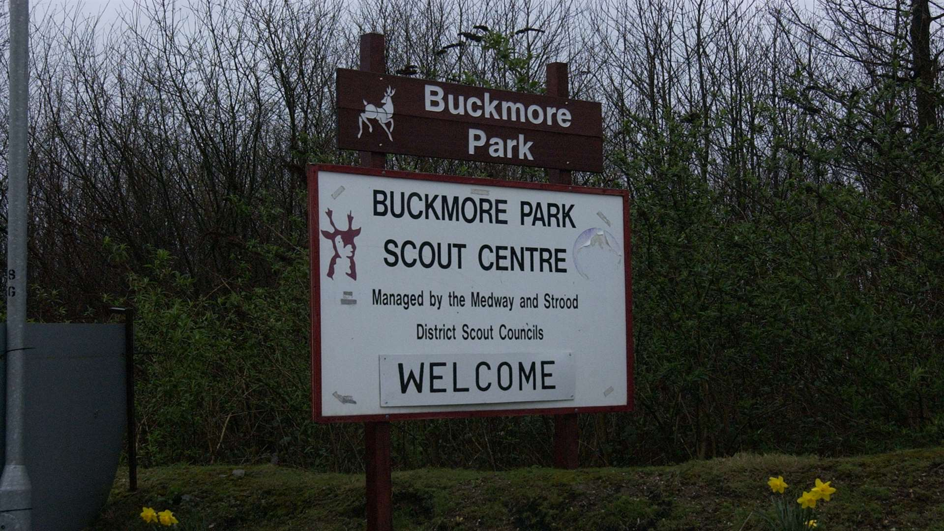 Buckmore Park before its closure as a Scouting centre