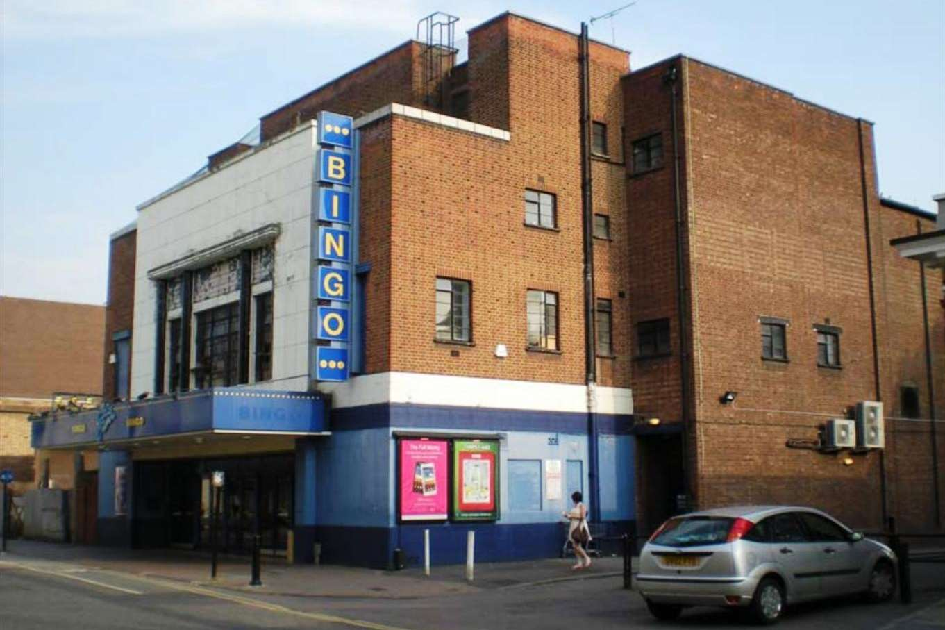 The Gala Bingo site in Dartford has been put up for sale - and is being marketed by a company which specialises in churches and places of worship.