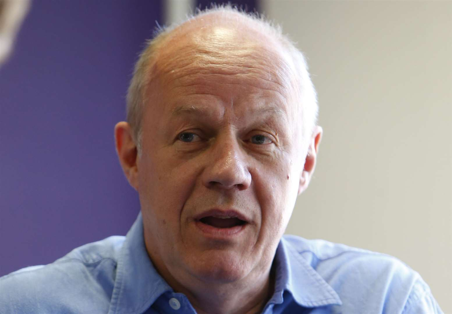 Ashford MP Damian Green says he has received complaints from residents about the lighting