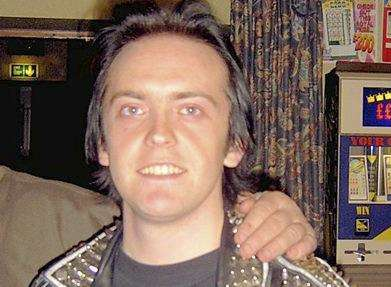 Punk Dave Wild, who lived in Canterbury but grew up in Sittingbourne, has died suddenly aged 32