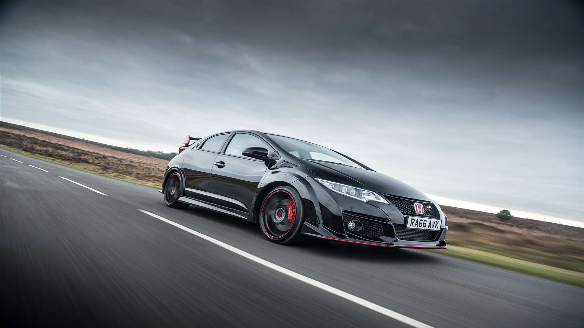 Honda Civic Type R GT Black Edition