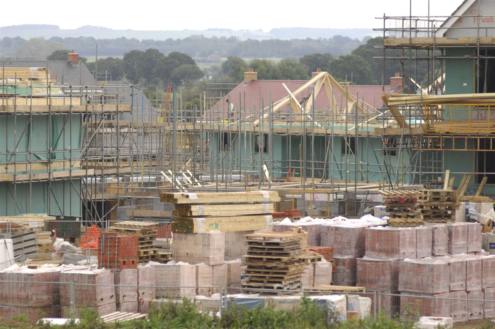 Villagers fear the effect of thousands more homes