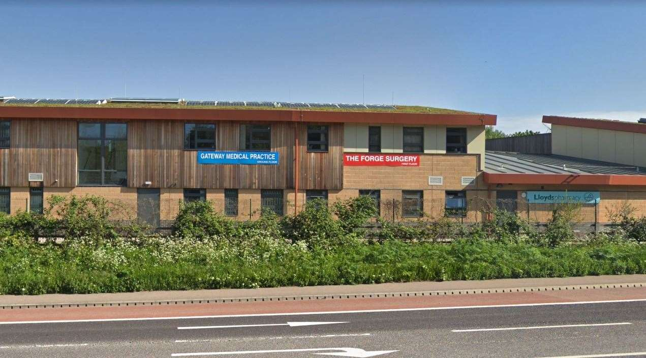 Patients from Dartford and Gravesend will be seen at the Fleet Health Campus in Vale Road, Northfleet Photo: Google
