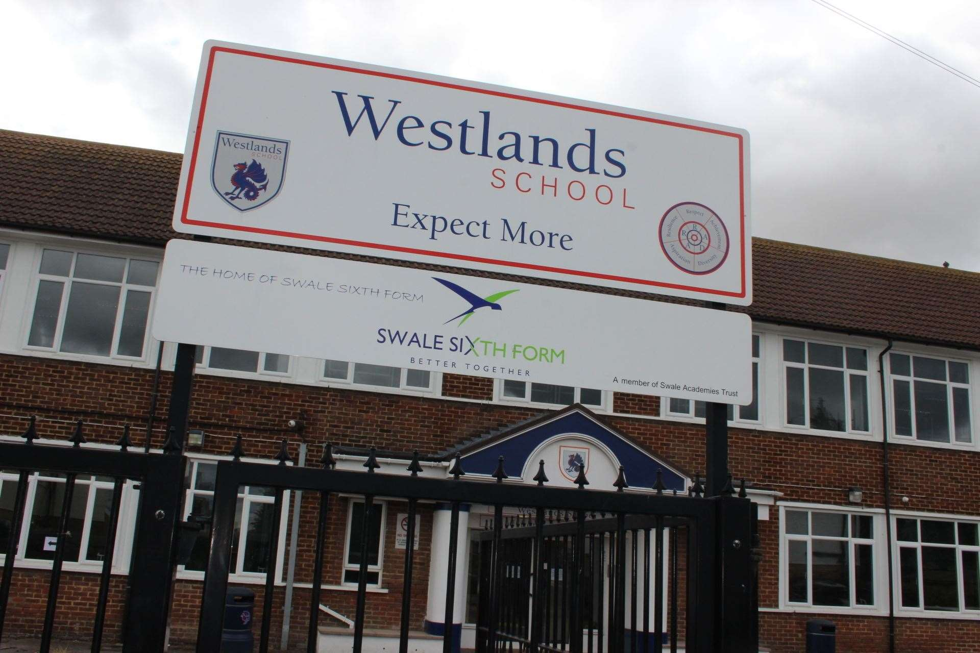 Westlands School, Sittingbourne