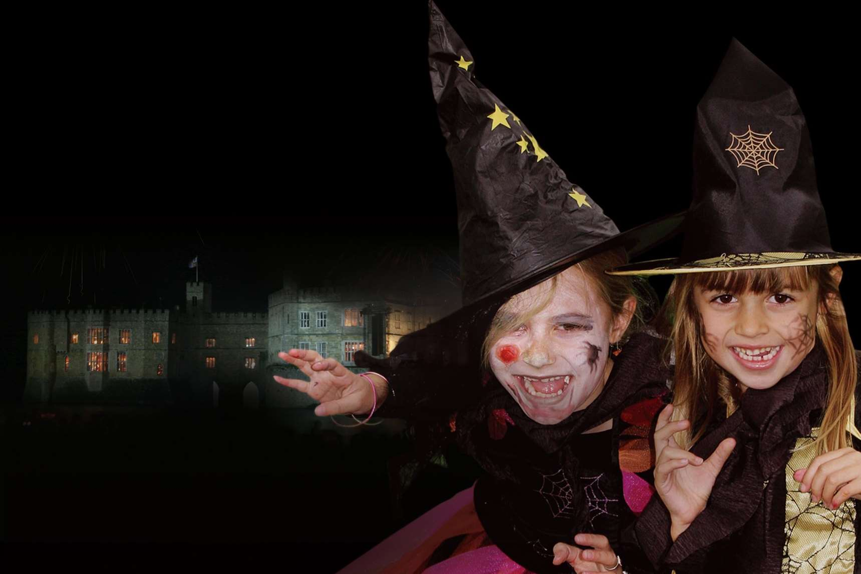 Things are going to get spooky at Leeds Castle this half term