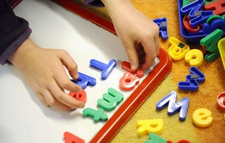 Evolution Kids Club and Nursery has been rated inadequate. Stock image: RADAR/PA
