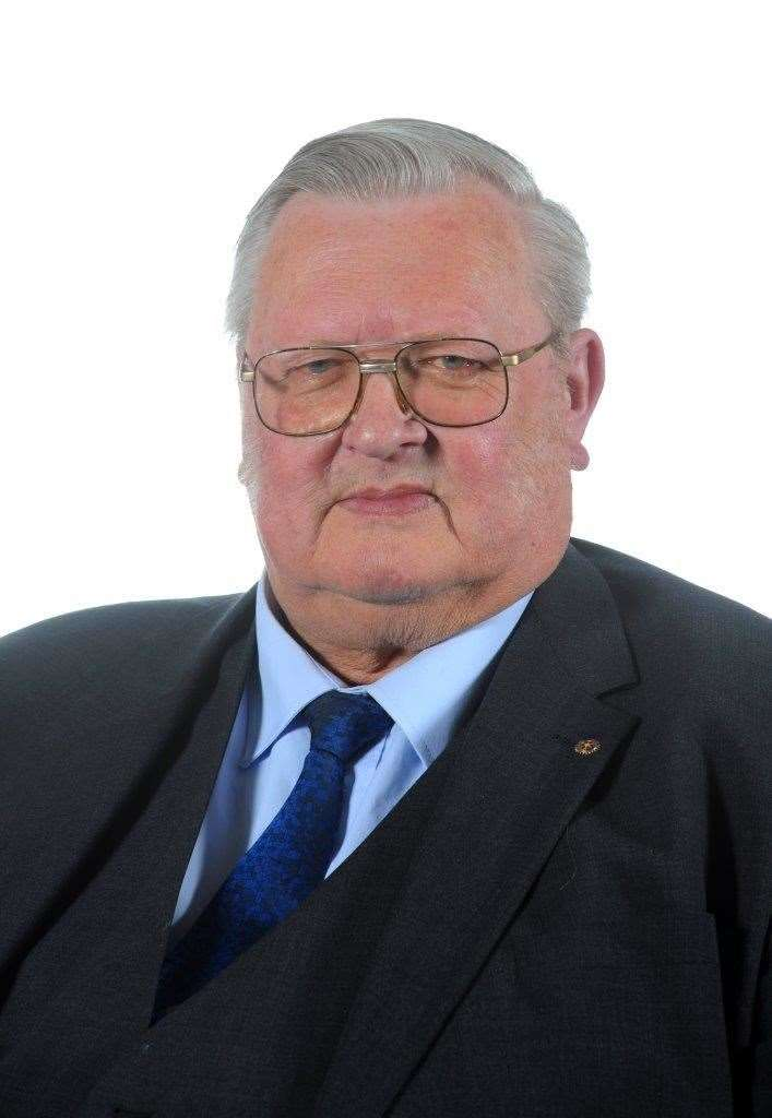 Cllr Ken Ingleton. Picture: Swale council