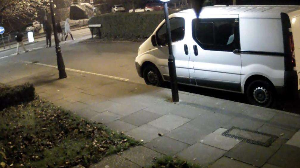 The council has launched a CCTV appeal (2986658)