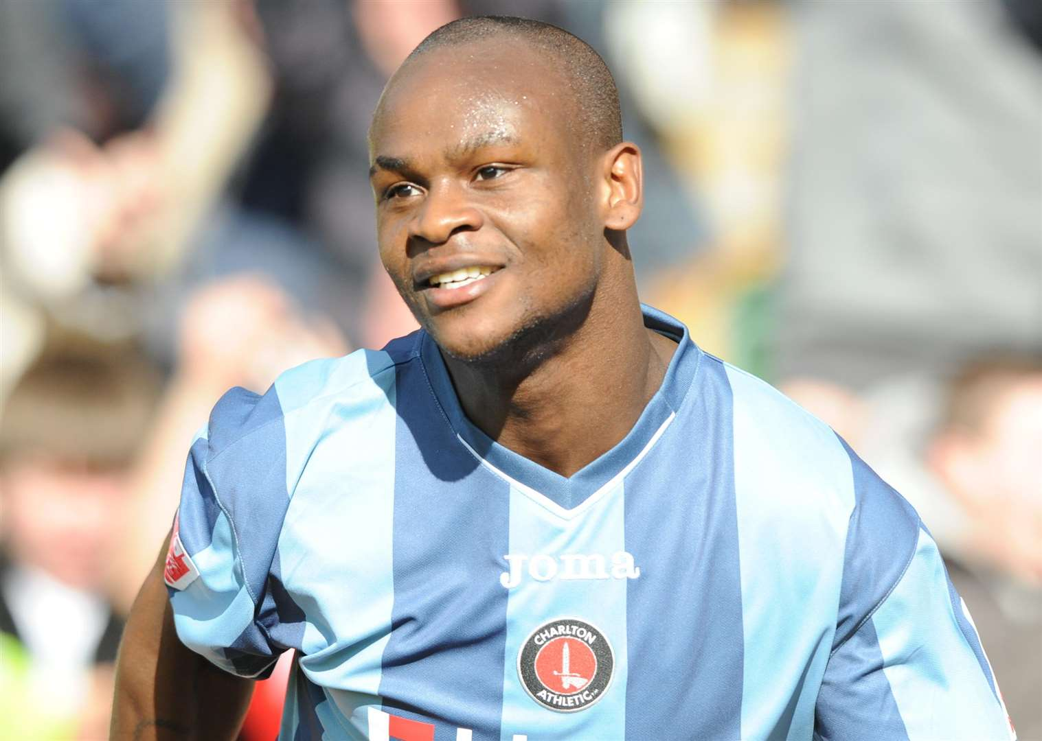 Leroy Lita pictured playing for Charlton Picture: Barry Goodwin