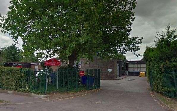 South Avenue Primary School in Sittingbourne. Picture: Google