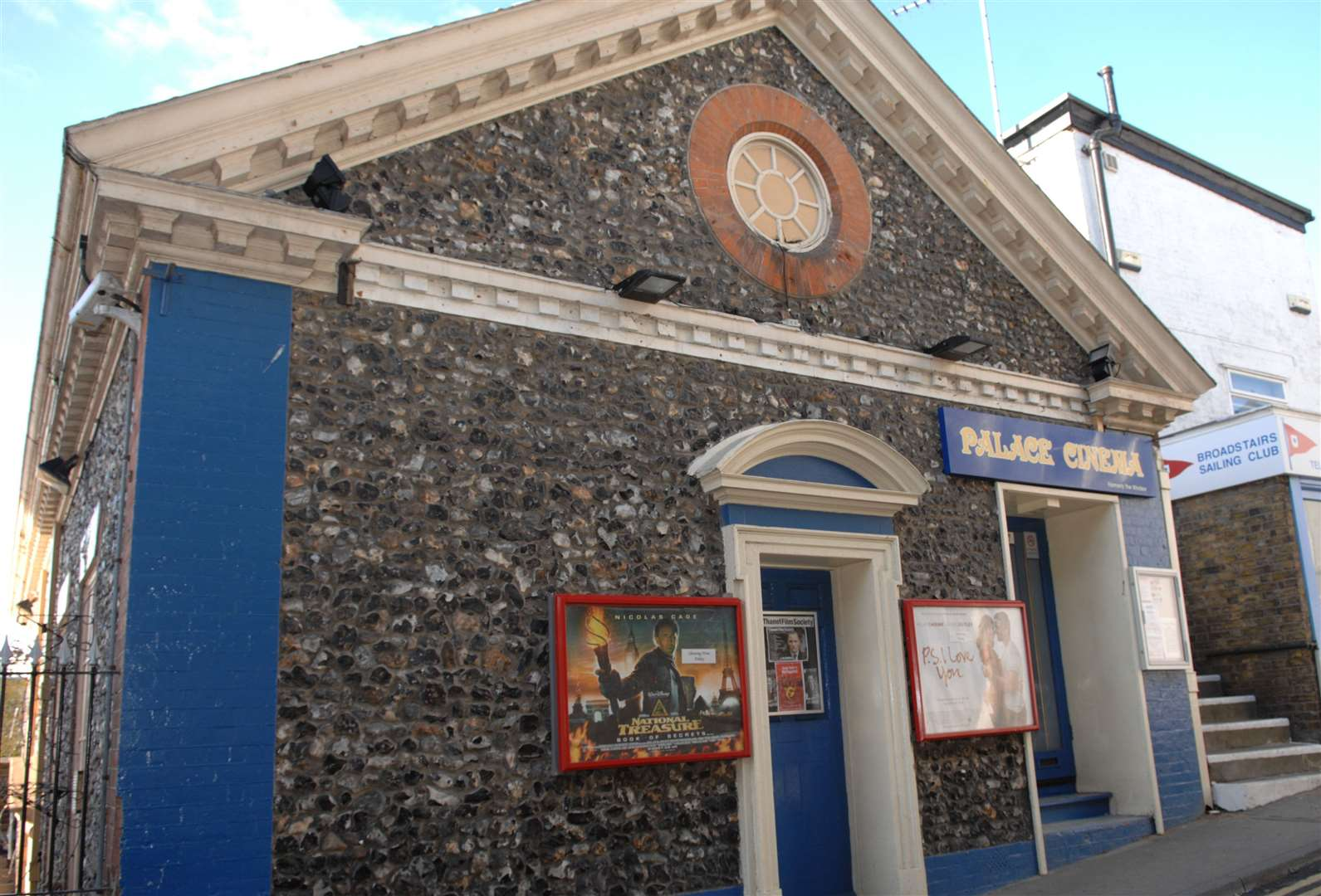 The Palace Cinema, Harbour Street, Broadstairs Picture:Barry Goodwin