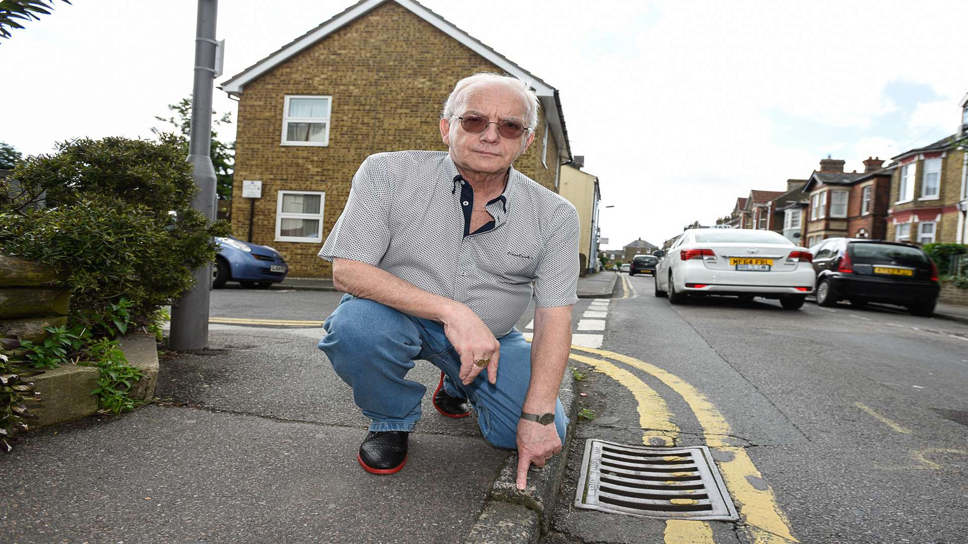 Pensioner Richard Sirot wins payout for fall in Deal, but ...