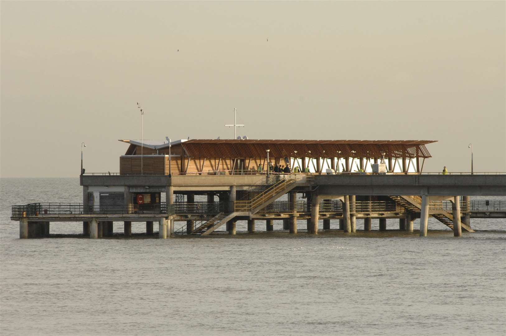 The café on Deal Pier is set to reopen as Deal Pier Kitchen