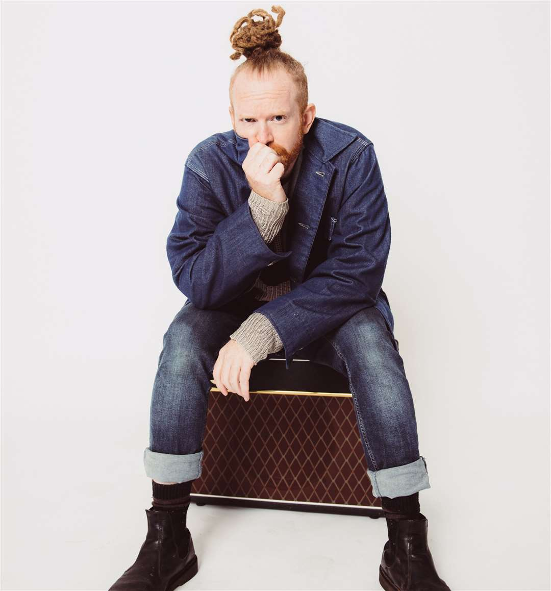 Newton Faulkner has been starring in Green Day's musical, American Idiot