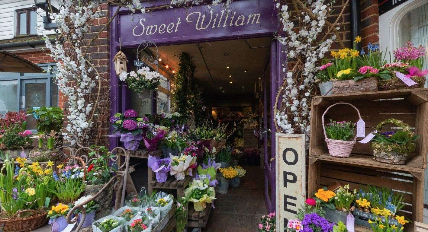 Sweet William was targeted by fraudsters Picture: Google