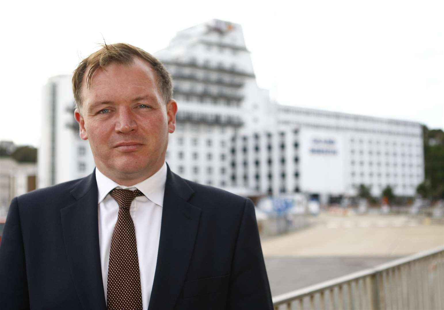Folkestone and Hythe MP Damian Collins