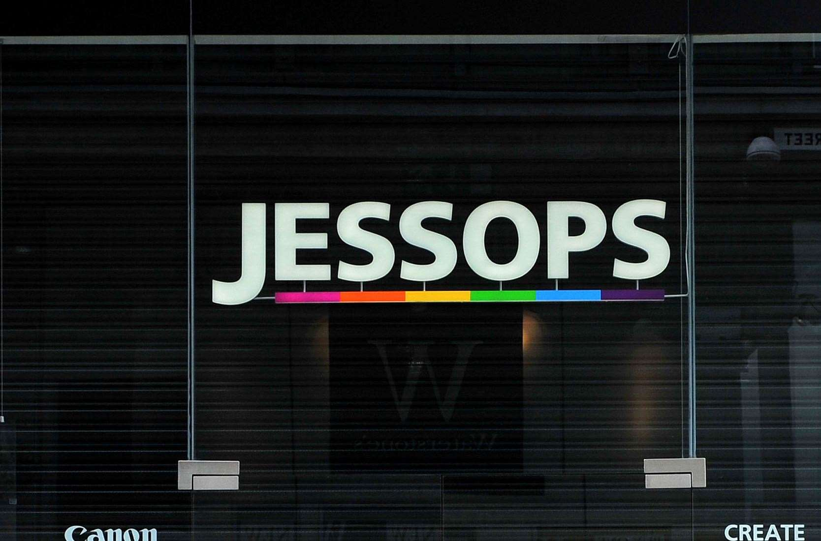 Jessops is now in administration