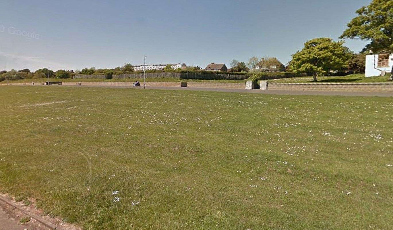 The Westcliff Promenade, where Mr Mackinlay has suggested as a possible location for the statue cemetery. Picture: Google Maps