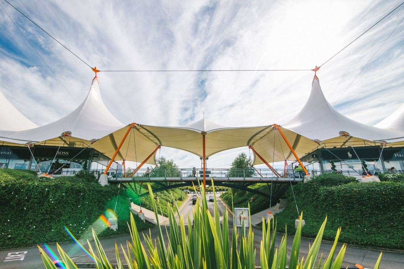 Ashford Designer Outlet. Picture: Four Communications