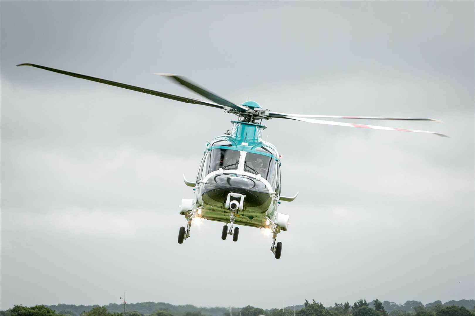 Air Ambulance for Kent, Sussex & Surrey serves a population of 4.8 million. Picture: matthewwalkerphotography.com