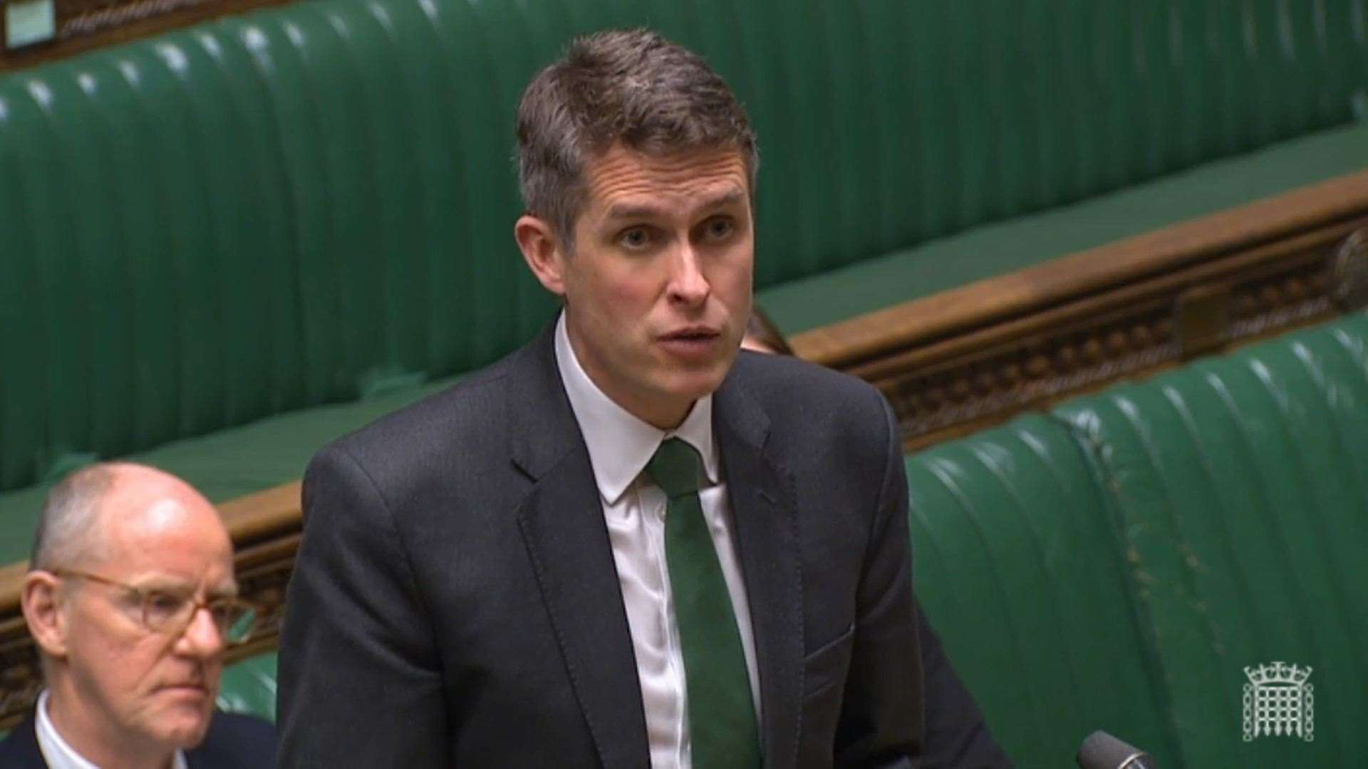 Education Secretary Gavin Williamson is being asked to unveil exactly how secondary school pupils will travel to school in September