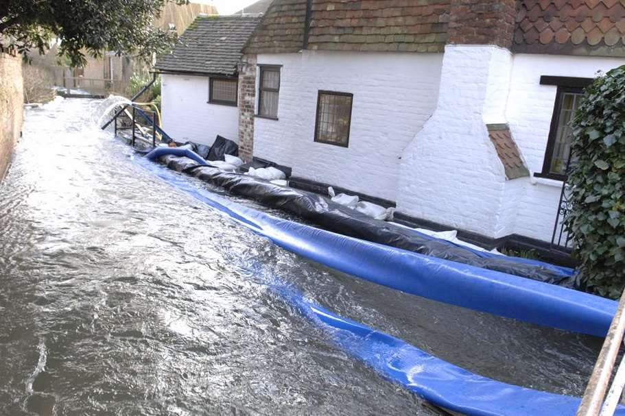 Calm After The Storm But Flooding Misery Continues As
