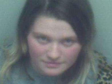Marina Smyth was jailed for eight years for abusing baby Bailey