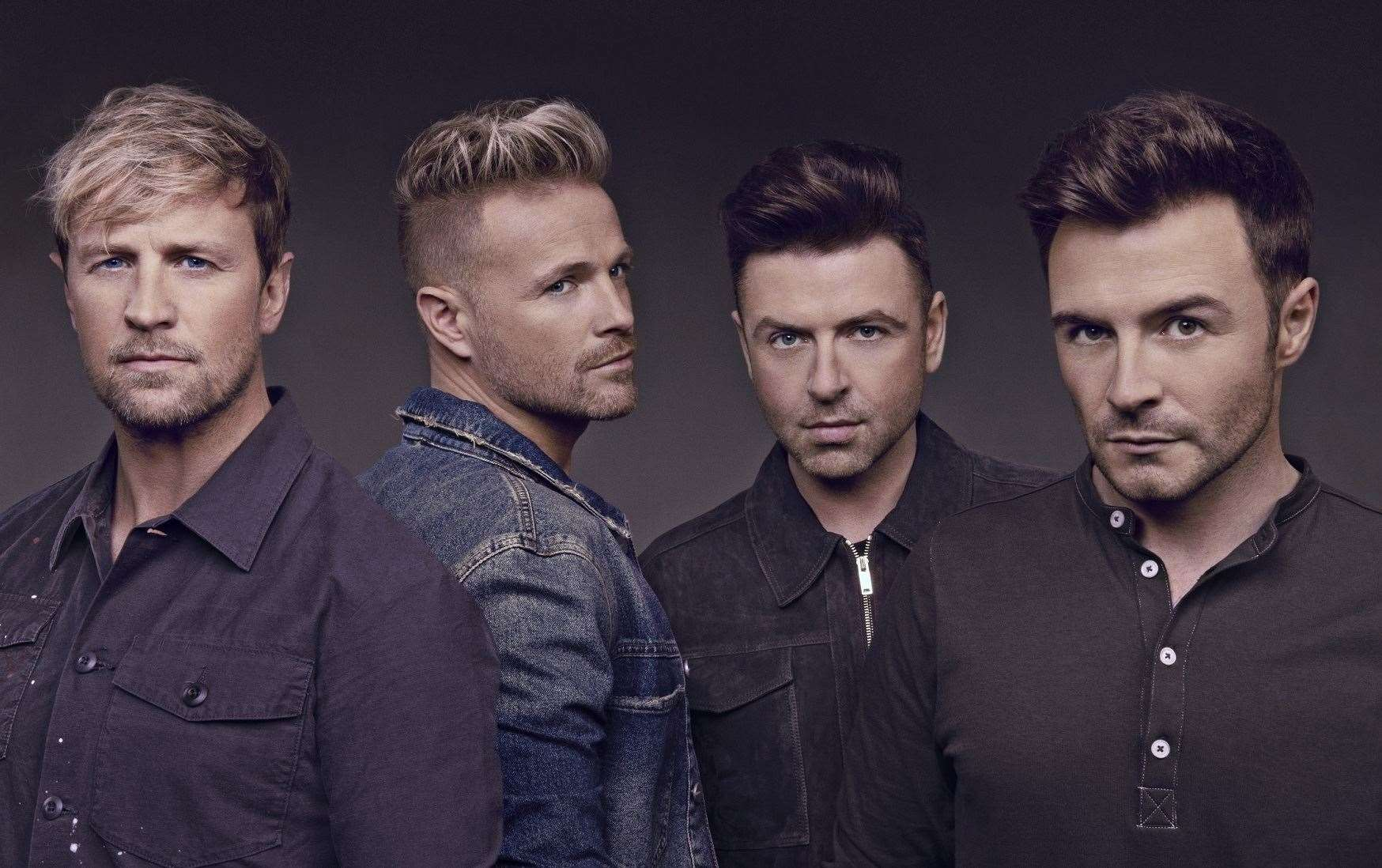 Westlife will play Canterbury next year