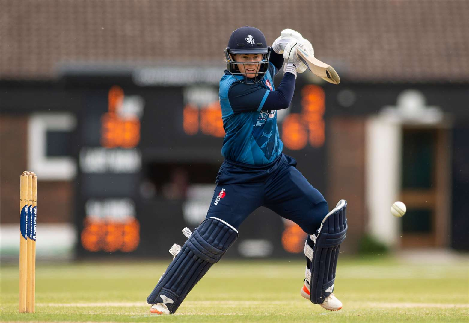 Kent Women's England international Tammy Beaumont Picture: Tom Shaw/ECB