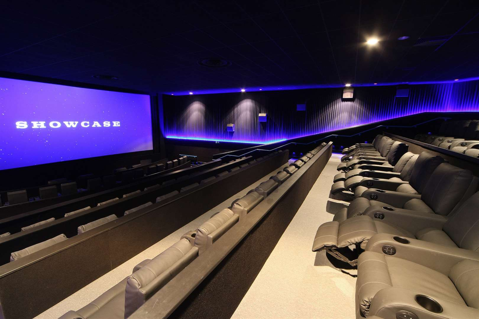 Showcase Cinema de Lux Bluewater now has luxurious recliner seating