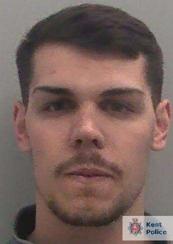 James Gibson telah dijatuhi hukuman atas percobaan perampokan dan penyerangan