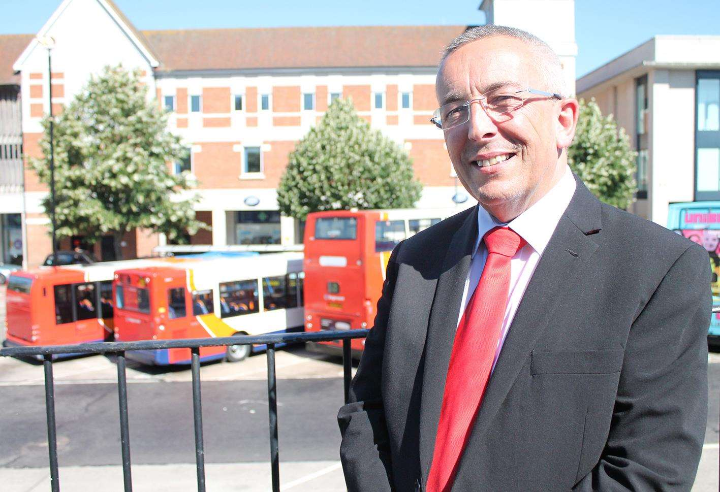 Former Stagecoach regional boss Philip Norwell, who stepped down earlier this year