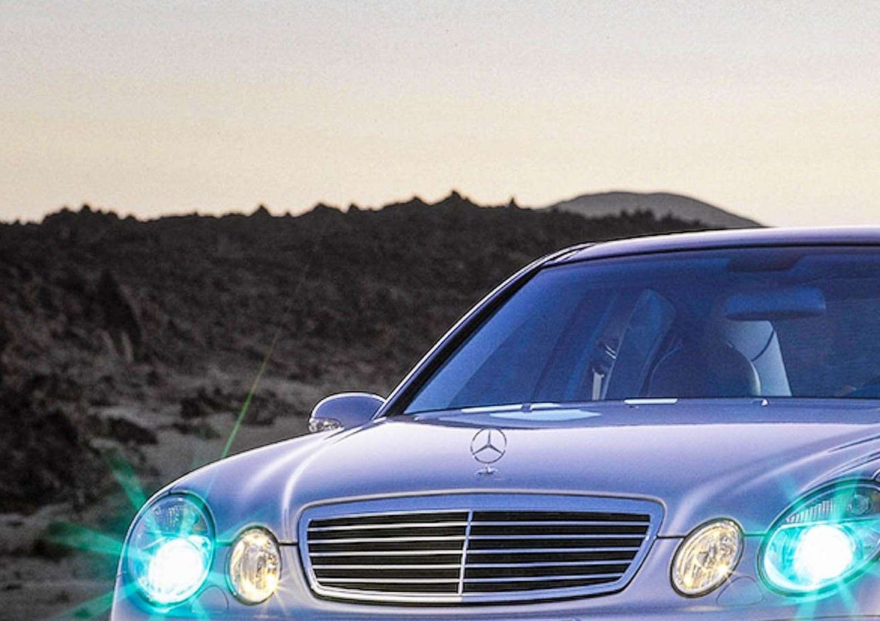 Hay was found guilty of dangerous driving in the Mercedes-Benz. Stock picture: Handout/PA