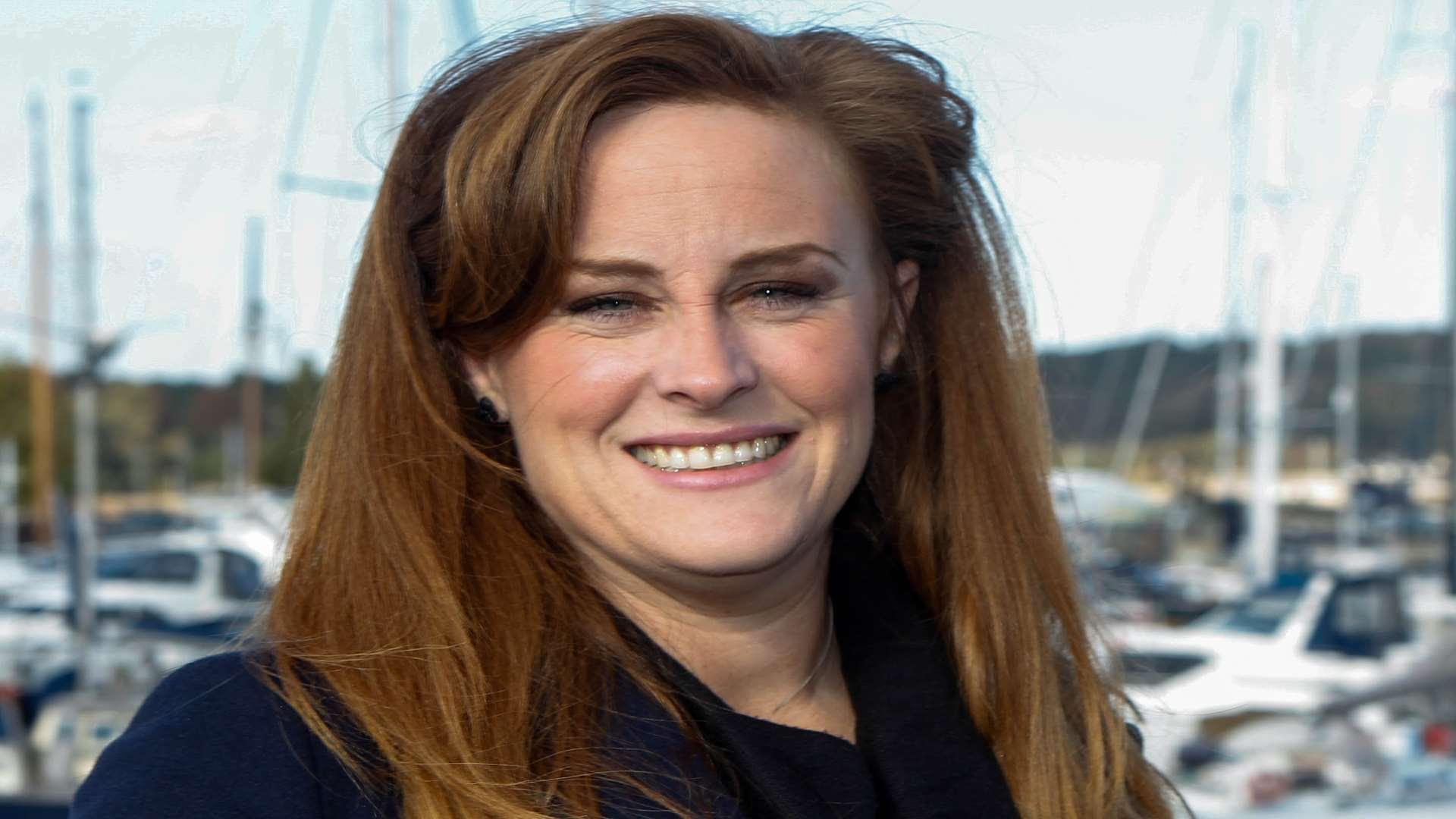 Kelly Tolhurst, MP for Rochester and Strood.