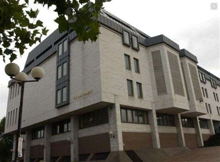 He appeared at Maidstone Crown Court