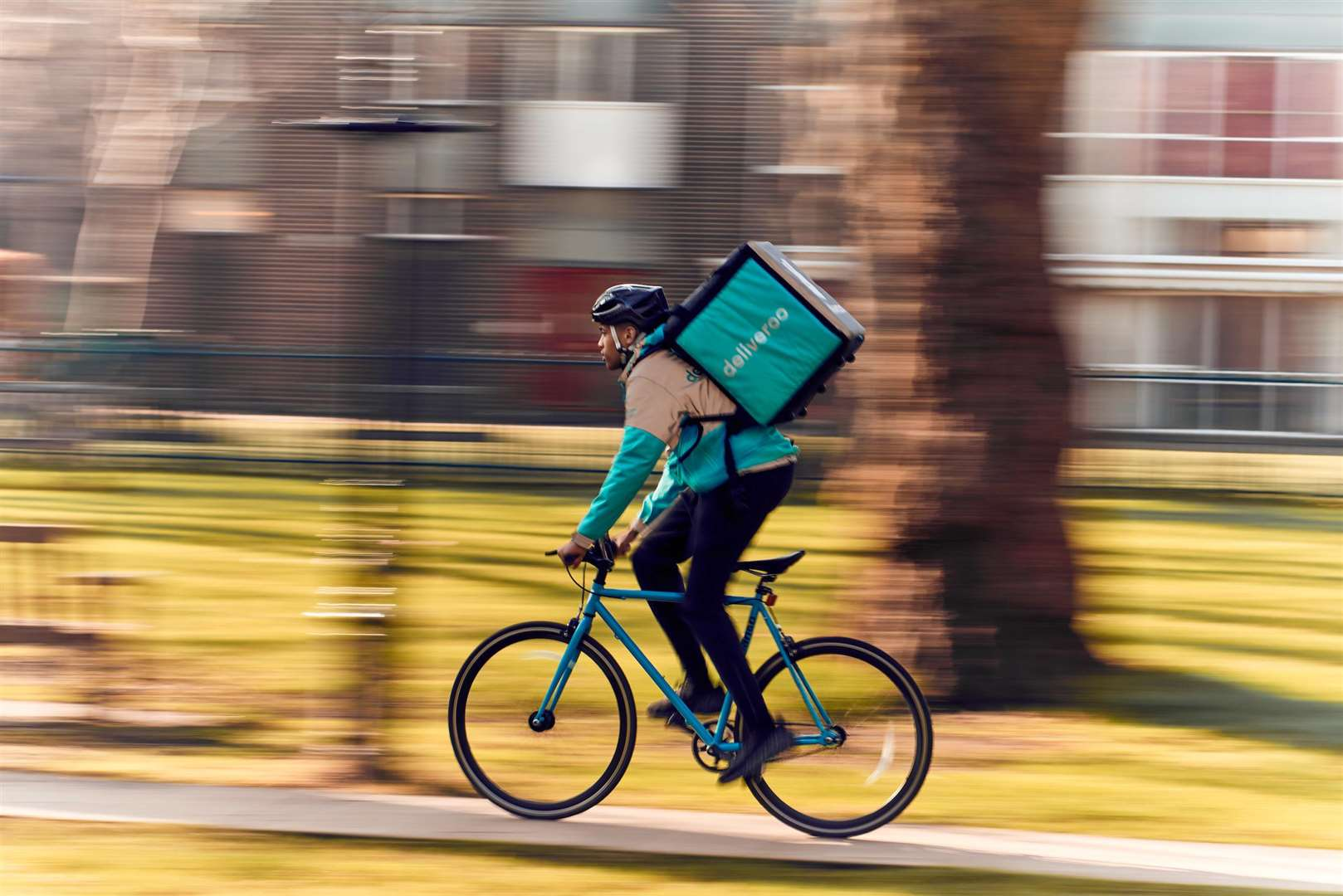 Deliveroo is set to come to Dartford some time this month. Picture: Deliveroo (7261516)