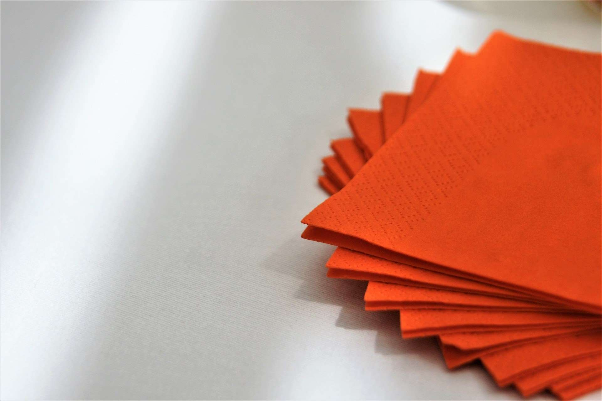 Swan Mill makes paper products like napkins and Christmas crackers