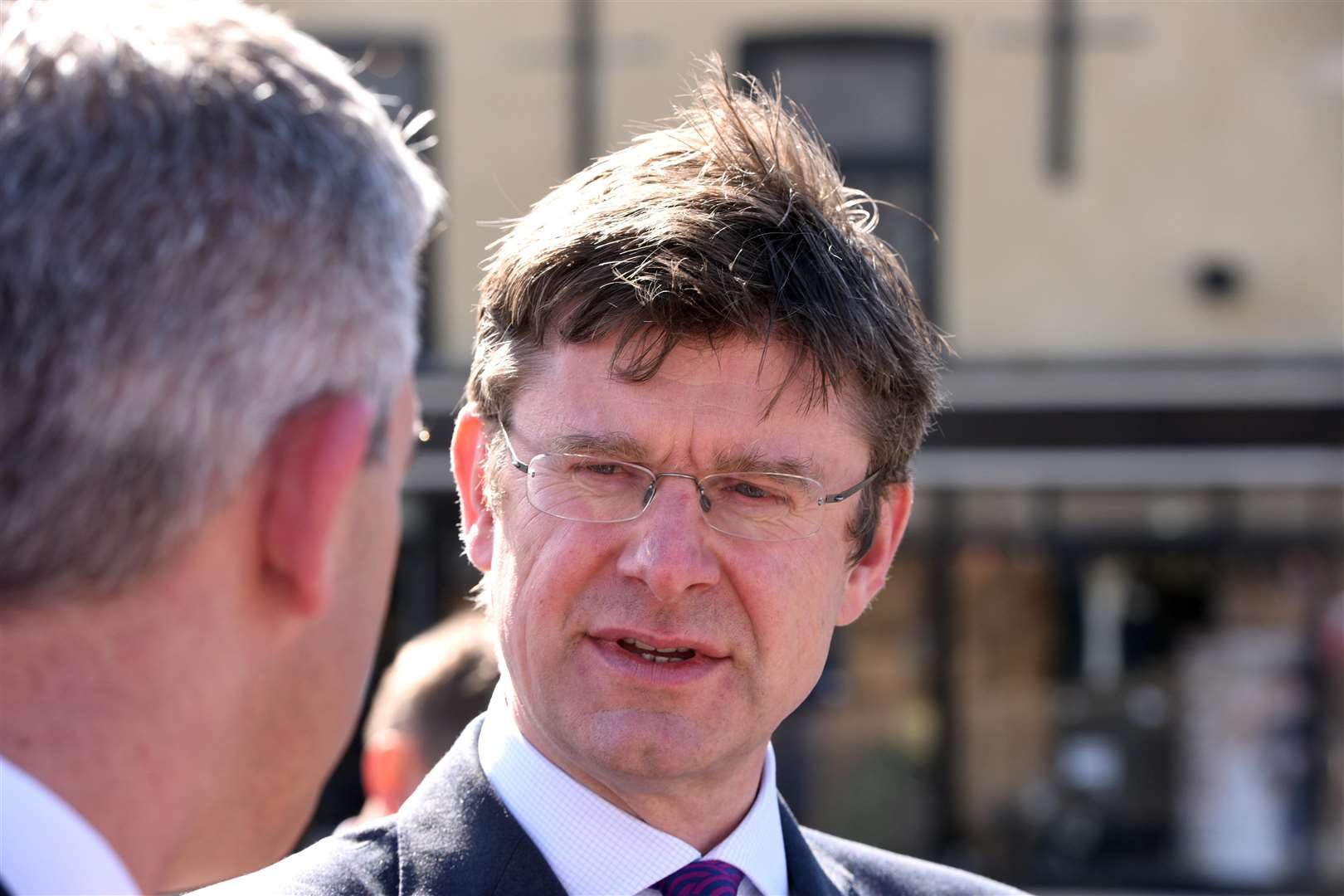 Secretary of State Greg Clark MP