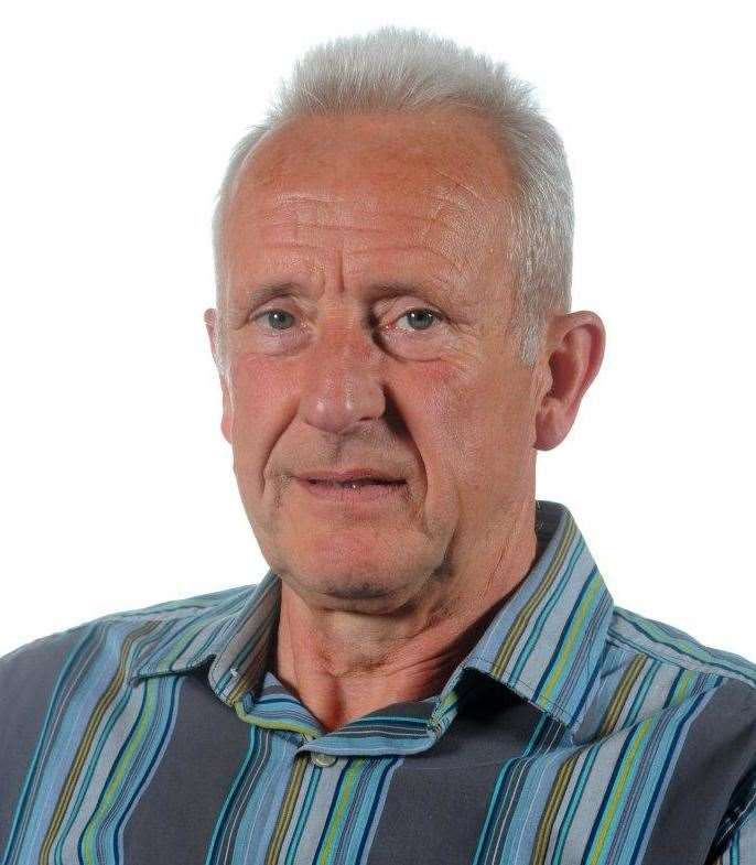 Cllr Paul Stephen (Swale Independents) for Woodstock. Picture: Swale council