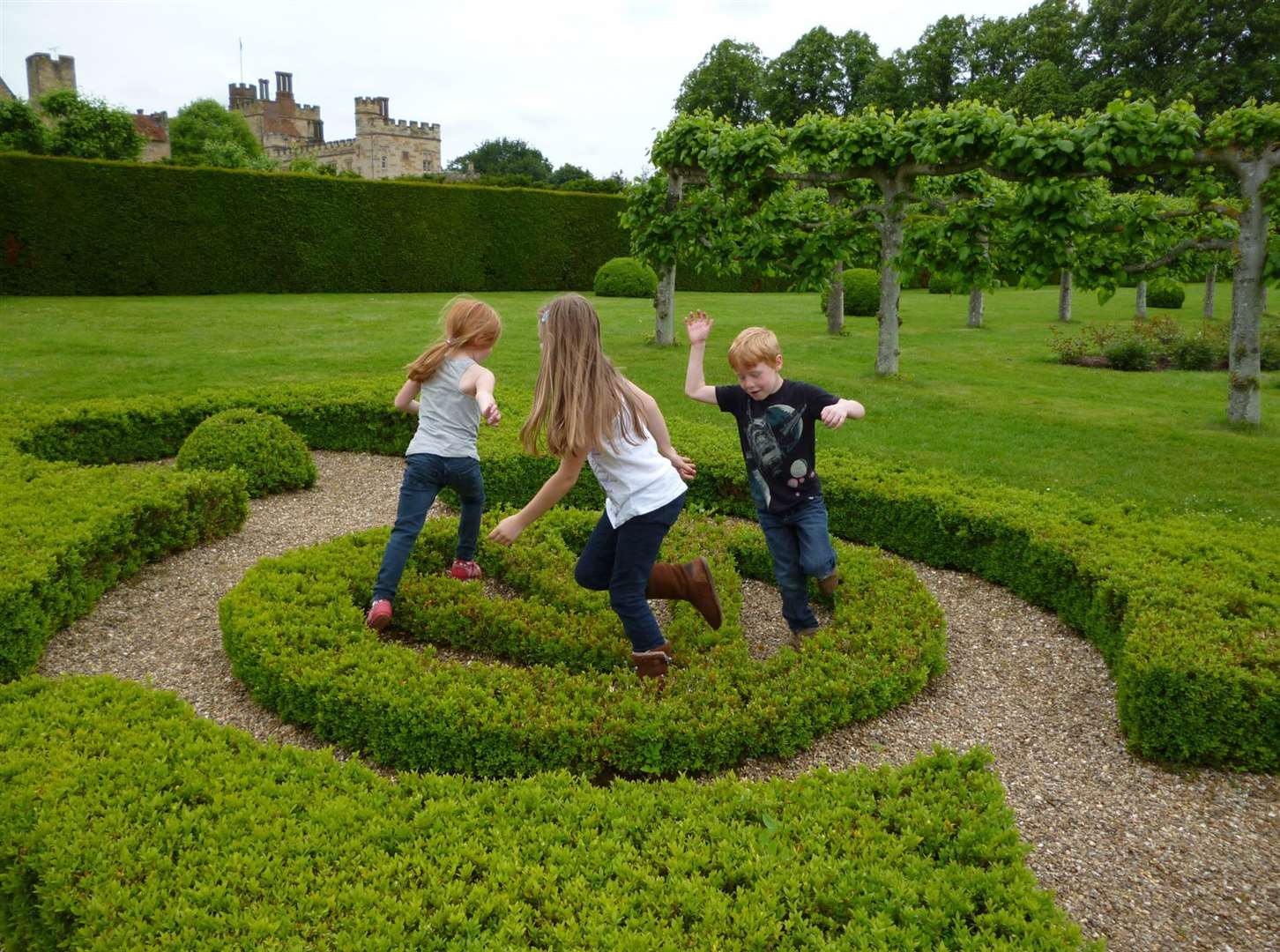 Penshurst Place May bank holiday events